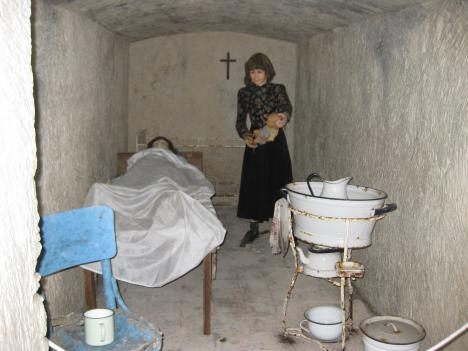 Second World War Shelters